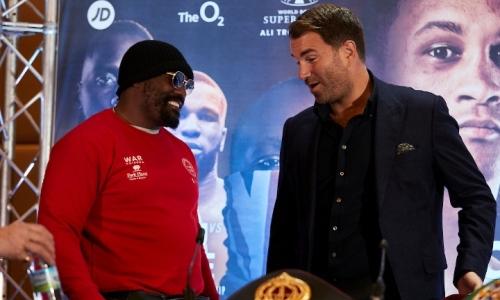Британский супертяж предложил промоутеру Головкина устроить ему реванш с экс-чемпионом мира