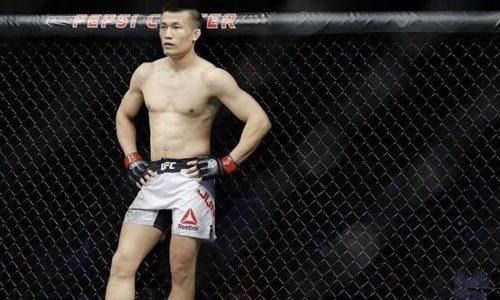 Получивший вызов от уроженца Казахстана «Корейский зомби» узнал своего следующего соперника по бою в UFC