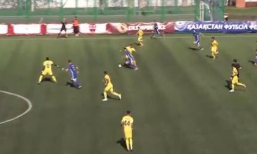 Видеообзор матча Премьер-Лиги «Акжайык» — «Жетысу» 3:2