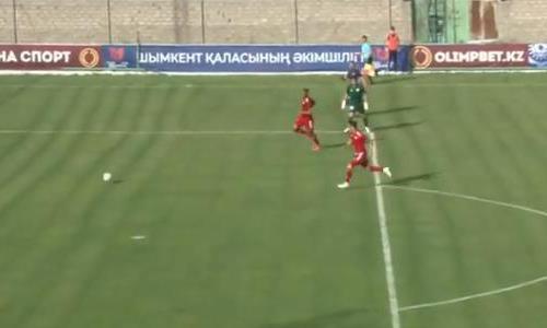 Видеообзор матча Премьер-Лиги «Ордабасы» — «Туран» 0:1