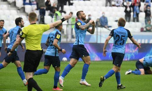 Болельщики «Ротора» оценили победный гол и игру футболиста сборной Казахстана. Он вошел в ТОП-3 лучших