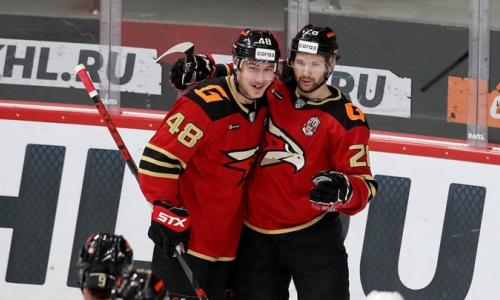 «Предложение из НХЛ точно есть». Принципиальный соперник «Барыса» может лишиться лидера с 65-ю очками в сезоне