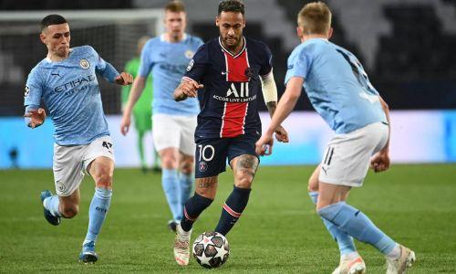 Где смотреть трансляцию матча «Манчестер Сити» — ПСЖ в полуфинале Лиги Чемпионов