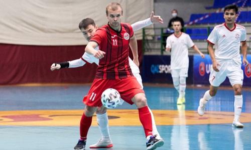 «Аят» обыграл «Актобе» в третьем матче за «бронзу» чемпионата Казахстана