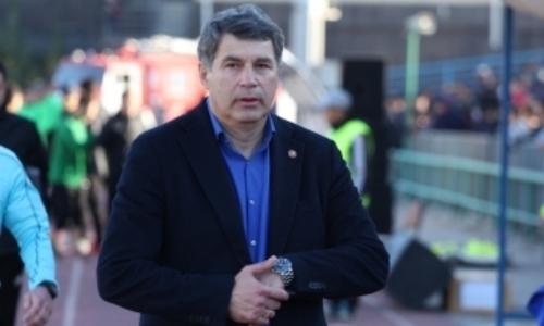Двукратный чемпион Казахстана близок к назначению на пост главного тренера европейской команды