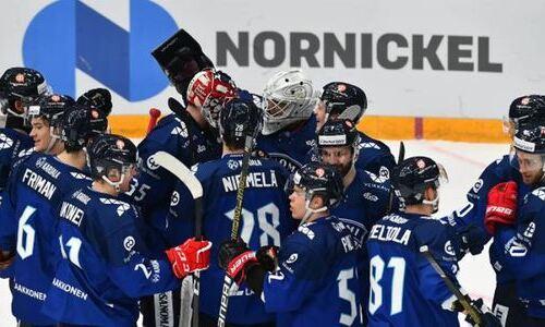Сборная Финляндии ожидает большое усиление из хоккеистов КХЛ. Они сыграют с Казахстаном на ЧМ-2021