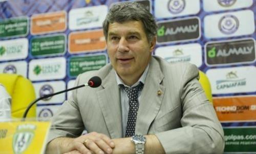 СМИ прокомментировало возможное назначение в европейский клуб успешно работавшего в Казахстане тренера