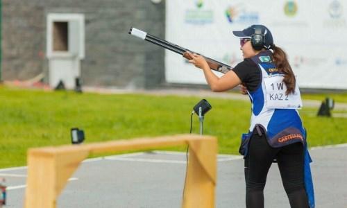 Сборная Казахстана по стендовой стрельбе примет участие на Кубке мира в Италии