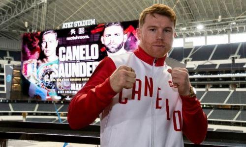 «Канело» ответил на угрозы Сондерса отменить бой