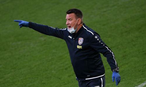Главный тренер клуба РПЛ может принять «Актобе»