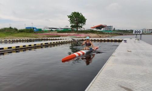 Казахстанская спортсменка завоевала очередную лицензию на Олимпиаду в Токио