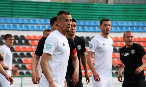 «Экибастуз» и «Окжетпес» победителя не выявили в матче Первой лиги