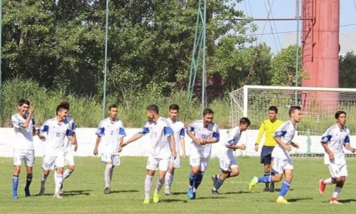 «Академия Оңтүстік» вышел победителем в «южном дерби» в матче Первой лиги против «Тараз-Каратау»