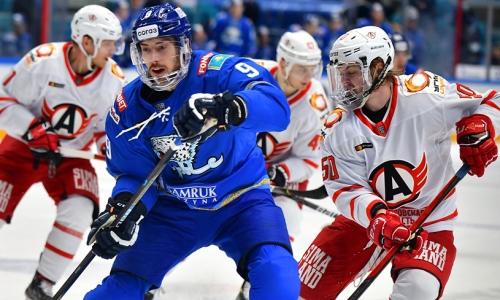 Блэкер после ухода из «Барыса» подписал контракт на два года с другим клубом КХЛ