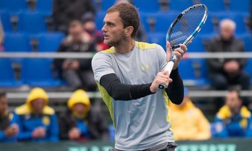 Озвучены результаты казахстанских теннисистов на турнирах ATP, ATP Challenger и ITF