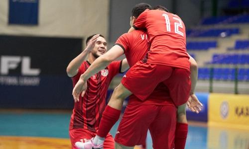 «Аят» разнес «Актобе» и завоевал бронзовые медали чемпионата Казахстана