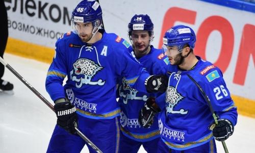 КХЛ рассказала о переходе защитника «Барыса» и подвела итог шестого дня трансферов