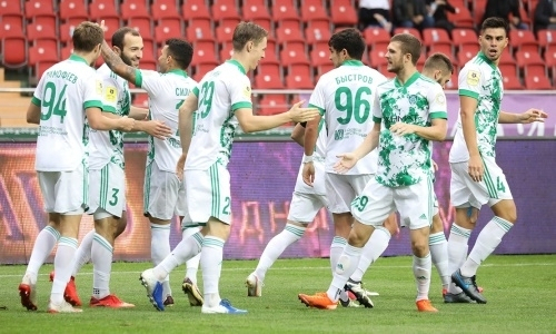 Футболист сборной Казахстана узнал свою оценку за вклад в победу «Ахмата» над «Тамбовом»