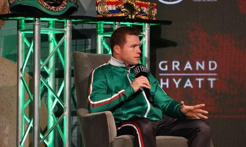 «Иди на х*р отсюда, ты ужасный боец». «Канело» выгнал чемпиона мира в весе Головкина с пресс-конференции. Видео