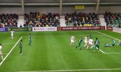 Видеообзор матча Премьер-Лиги «Тобол» — «Атырау» 2:0
