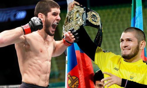 Хабиб Нурмагомедов обратился к президенту UFC по поводу Махачева