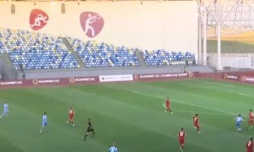 Видеообзор матча Премьер-Лиги «Туран» — «Кызыл-Жар СК» 1:0