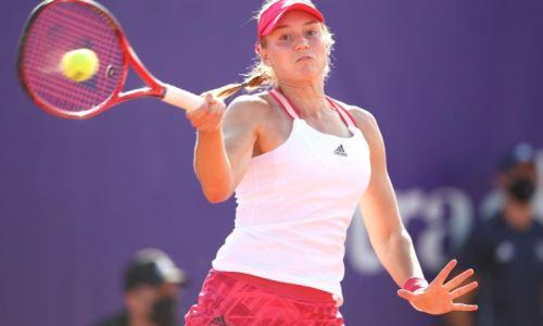 Казахстанские теннисистки узнали свои позиции в обновленном рейтинге WTA