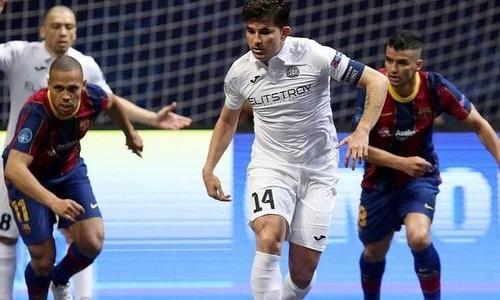 Дуглас стал третьим среди лучших игроков финальной стадии Лиги Чемпионов