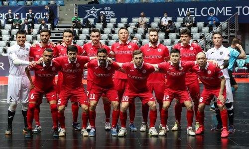 «Кайрат» стал уникальным клубом в истории Лиги Чемпионов