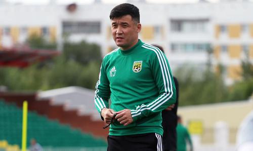 «Тобол» опубликовал обращение к легенде клуба и казахстанского футбола