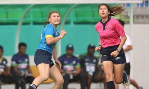 Женская сборная Казахстана по регби узнала соперников в группе отбора на Олимпиаду