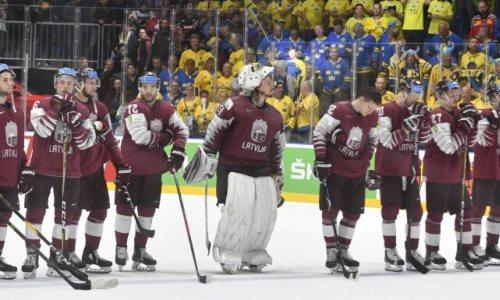 Представлен список кандидатов в сборную Латвии, которая сыграет с Казахстаном на ЧМ-2021