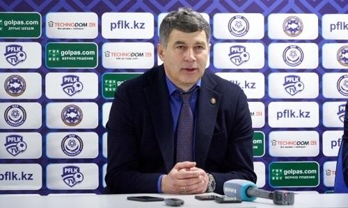 Экс-наставник шести казахстанских клубов возглавил аутсайдера европейского чемпионата
