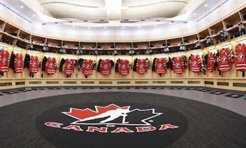 Озвучен список хоккеистов из НХЛ в составе сборной Канады перед встречей с Казахстаном на ЧМ-2021