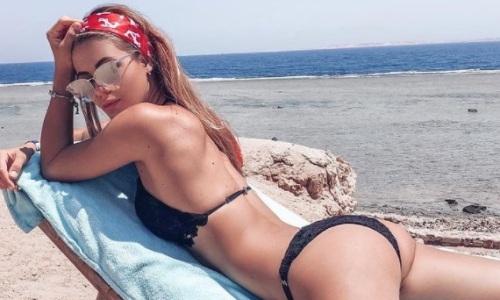 Горячая казахстанская спортсменка показала откровенное фото в постели