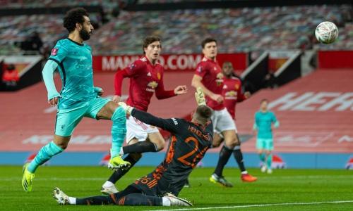 Прямая трансляция матча АПЛ «Манчестер Юнайтед» — «Ливерпуль»
