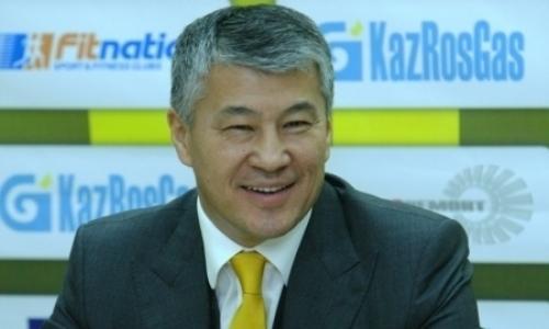 Кайрат Боранбаев уже знает замену Алексею Шпилевскому. Он получает 1,5 миллиона евро за сезон
