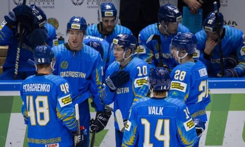 Сборная Казахстана назвала состав на первый товарищеский матч против Беларуси