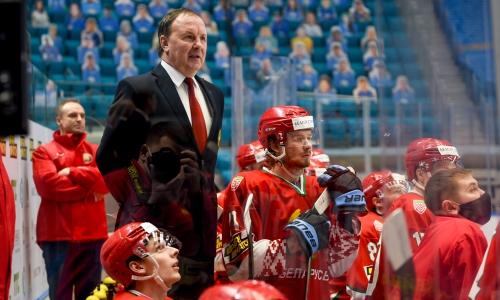 Сборная Беларуси назвала состав на первый товарищеский матч против Казахстана