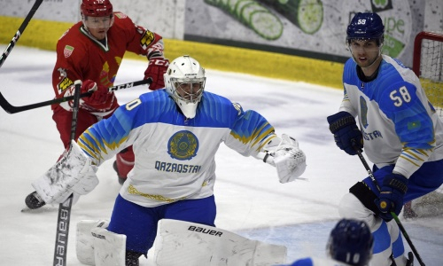 «Я верил». Голкипер сборной Казахстана высказался о матче с белорусами и игре вместо Карлссона