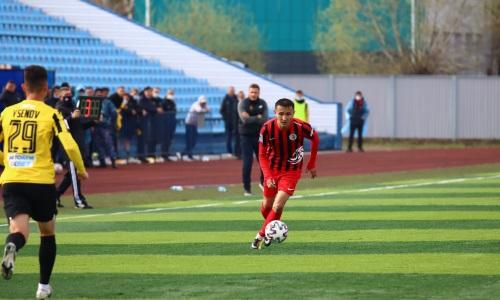 Воспитанник «Кайрата» сыграл свой 50-й матч в КПЛ