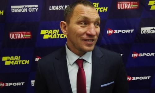 Российский тренер подпишет контракт с казахстанским клубом