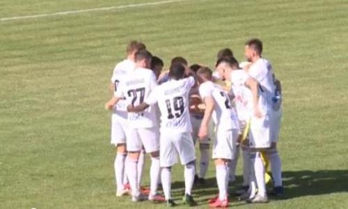 Видеообзор матча Премьер-Лиги «Актобе» — «Кайсар» 1:1