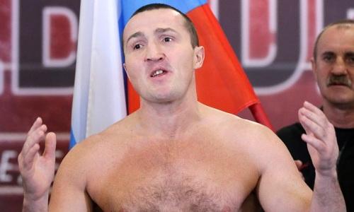 Денис Лебедев объяснил, почему не вернётся в бокс