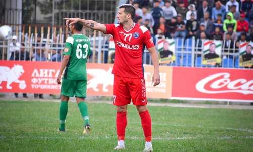 Экс-футболист молодежной сборной Казахстана сыграл полный матч на Кубке АФК