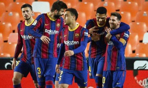 Прямая трансляция матча Ла Лиги «Барселона» — «Сельта»
