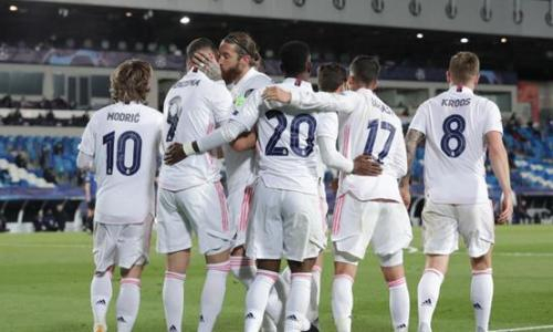 Прямая трансляция матча Ла Лиги «Атлетик» — «Реал Мадрид»