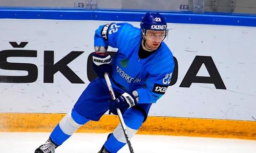 «Это уже история, нужно забыть». Форвард сборной Казахстана рассказал о задачах, сложностях и жизни «в пузыре»