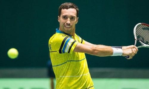 Казахстанский теннисист уступил на старте турнира серии ATP 250 в Женеве