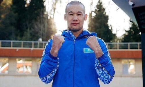 Рахмонов отправился в США для второго этапа подготовки к своему следующему бою в UFC. Фото